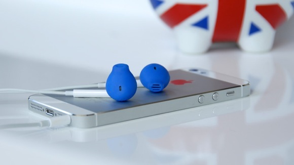 EarSkinz. Удобные накладки для EarPods