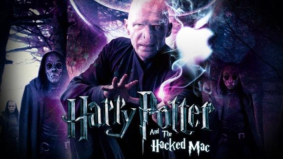 Взлом чипа SMC на Mac заклинанием из Гарри Поттера