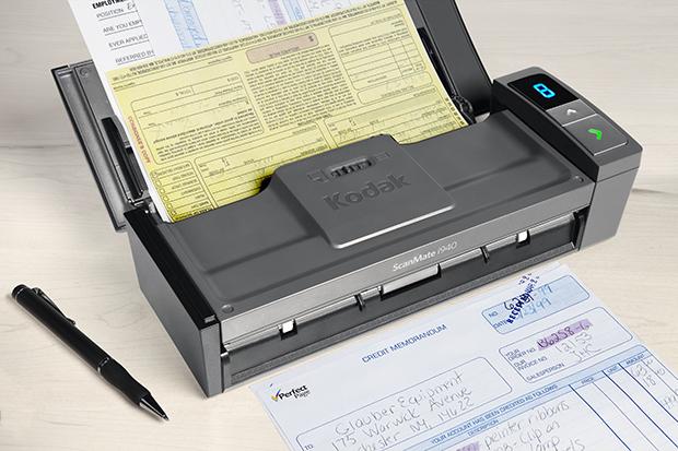 Kodak выпускает модель сканера, ориентированную на Mac
