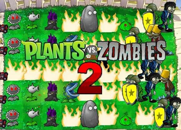 Plants VS Zombies 2 — в июле