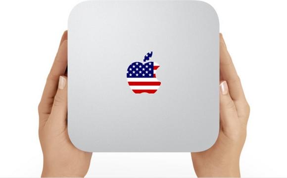 Американские Mac будут собраны из комплектующих от компаний США