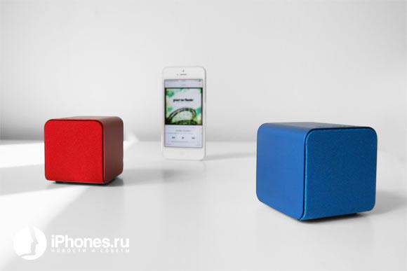 Обзор портативных Bluetooth-колонок Intro SW705. Могучее стерео