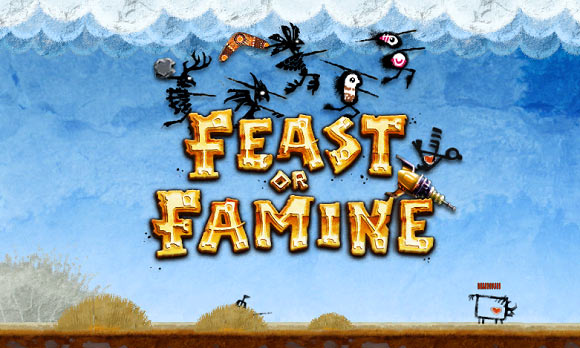 Feast or Famine. Бежать, чтобы есть