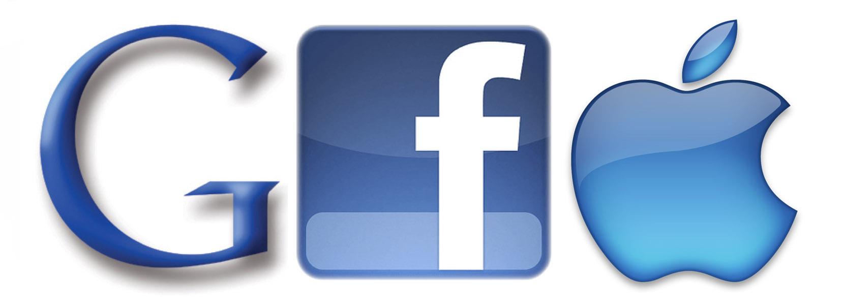 Google превзошла Apple и Facebook