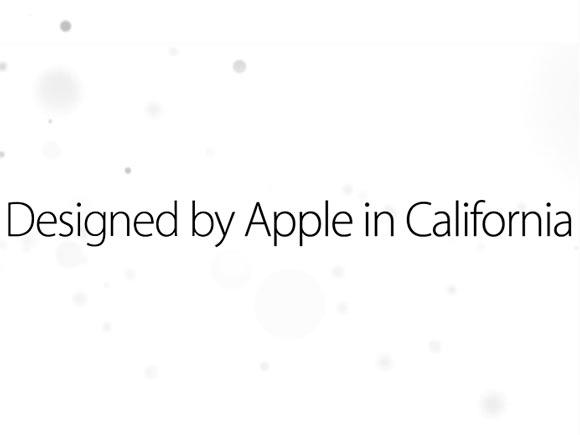 Эксперты считают, что новая реклама «Designed by Apple in California» провалилась