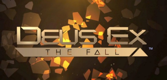 Анонсирована Deus Ex: The Fall для iPhone и iPad