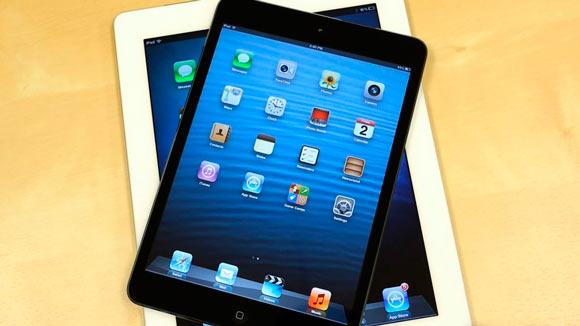Статистика использования iPad и iPad mini