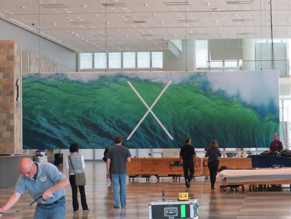 OS X 10.9 Developer Preview станет доступна после WWDC