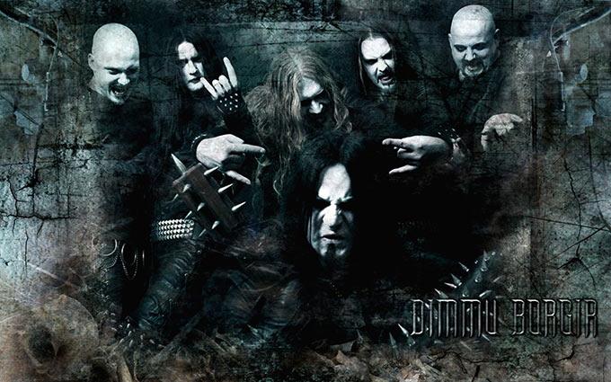 Dimmu Borgir и альбом «Abrahadabra» + 10 альбомов в подарок