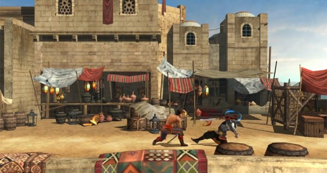 Prince of Persia: The Shadow and the Flame появится на iOS 25 июля