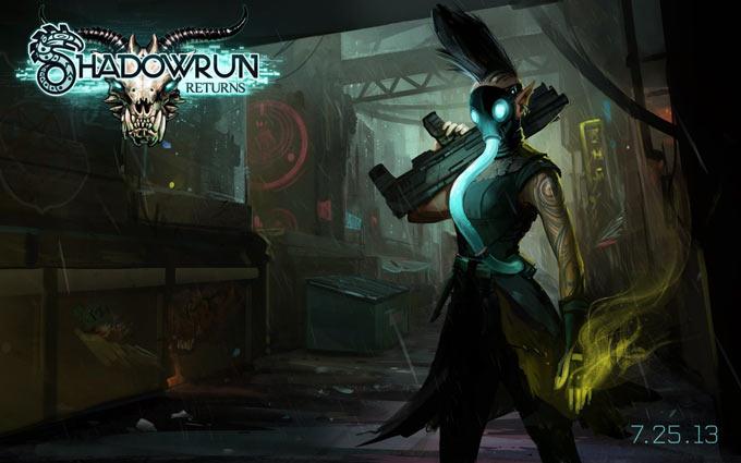 Мультиплатформенная Shadowrun Returns появится в App Store 25 июля