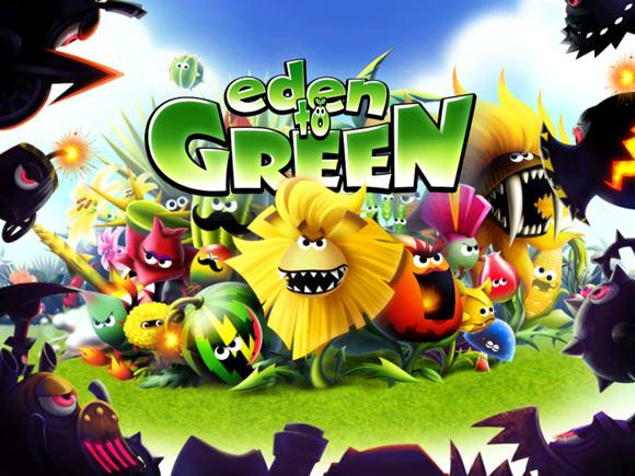 Eden to Green. Растения против машин