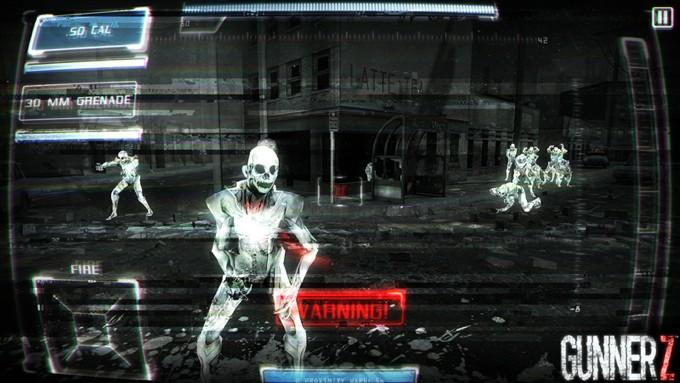 Gunner Z. Ночная резня на Unreal Engine 3