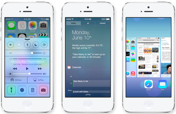 iOS 7 Beta поставила рекорд по числу установок