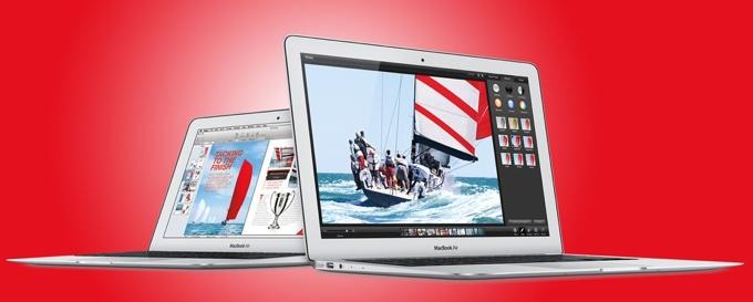 Продажи Mac сократились на 12%