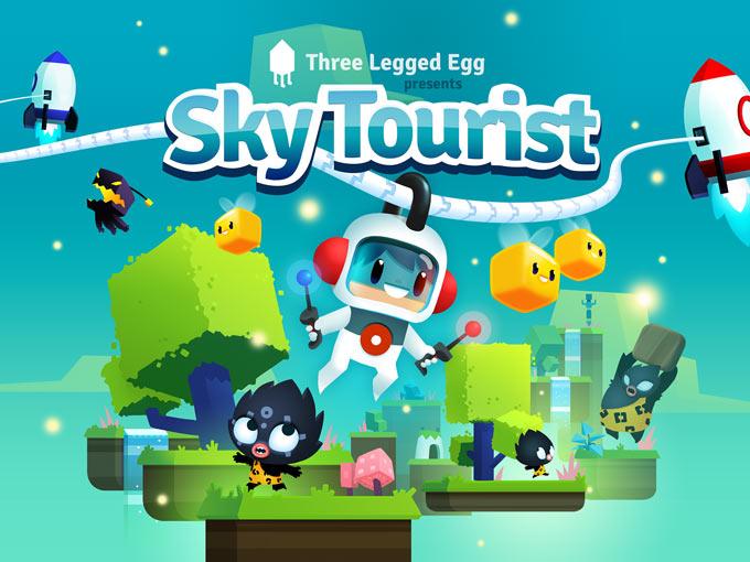 Sky Tourist. Космическая одиссея