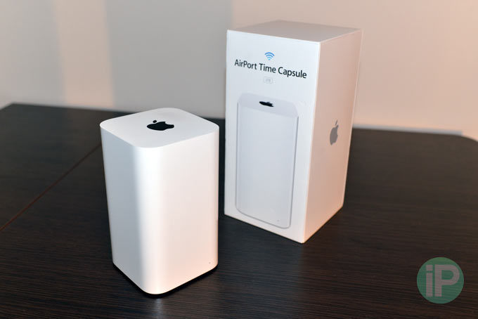 AirPort Time Capsule 2013 года