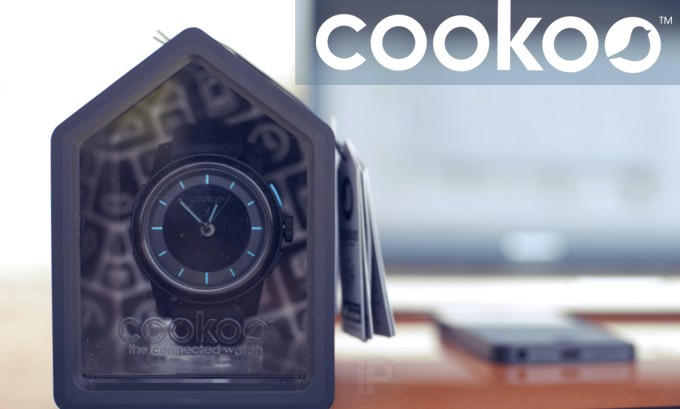 Обзор COOKOO watch