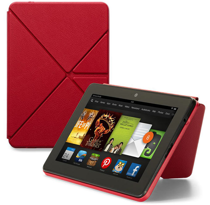 Планшеты Amazon Kindle Fire HDX. Угроза Google и Apple