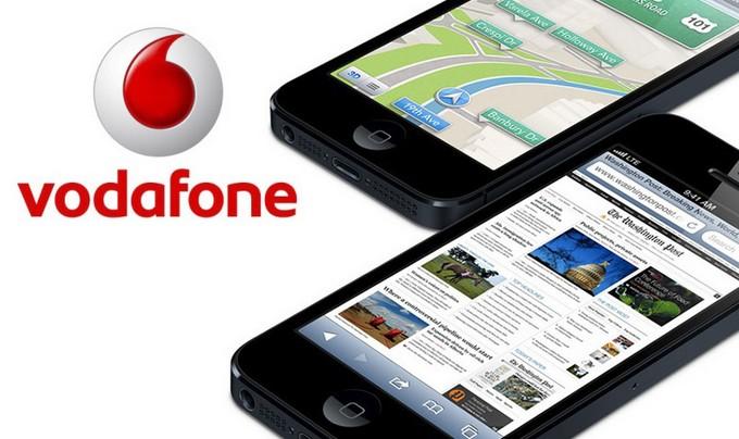 Vodafone уже отказывается от «старших» моделей iPhone 5