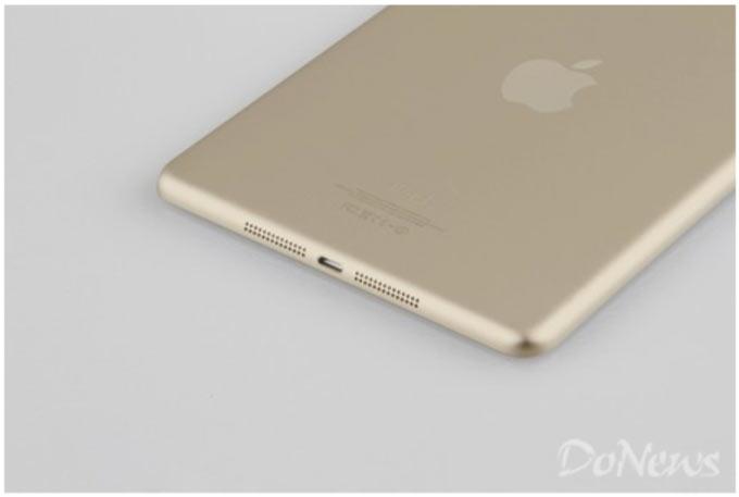 Характеристики iPad 5 и iPad mini 2: A7, Touch ID и золотой цвет