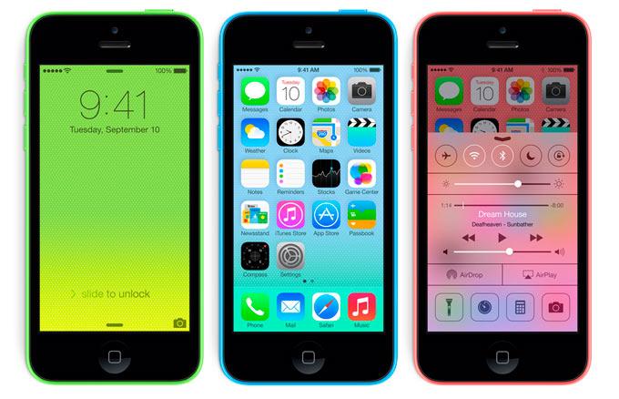 Новый рекламный ролик iPhone 5c. «Plastic Perfected»