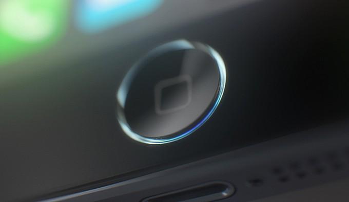 Как мог выглядеть биометрический датчик в iPhone 5S