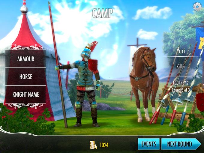 Скачать звуки рыцарского турнира