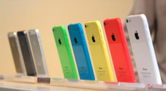 Apple увеличит производство iPhone 5s на 75% и сократит iPhone 5c на 35%