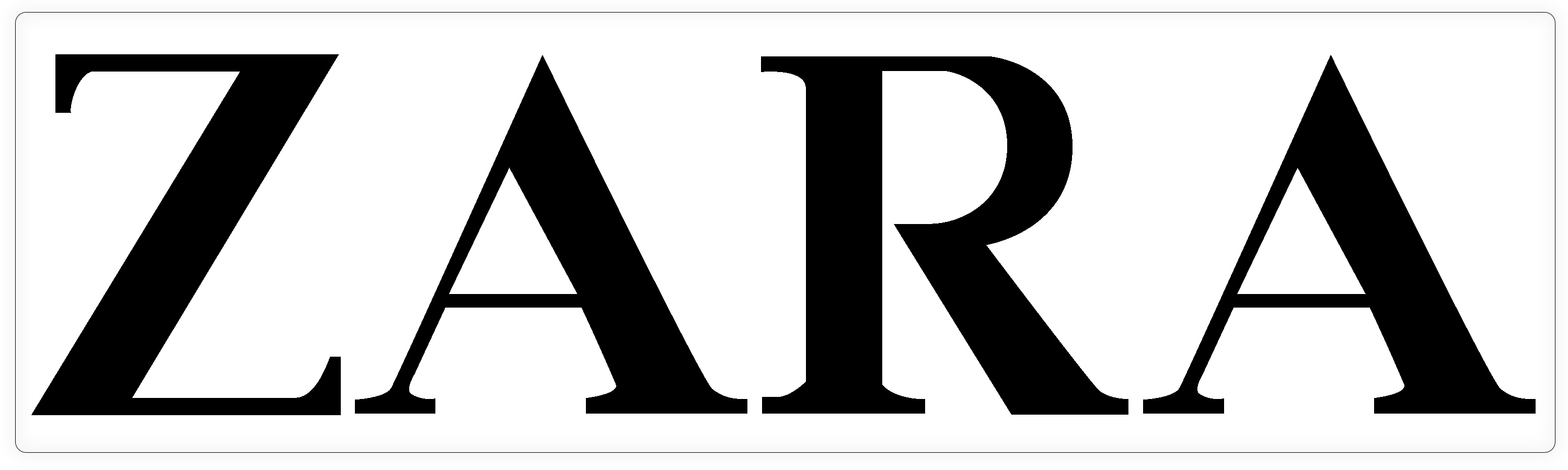 brand and zara Few clothing brands keep up with the latest fashion, are of high quality and yet, affordable it is probably the amalgamation of all these qualities that made zara, the spanish clothing brand become the go-to fashion brand for all.