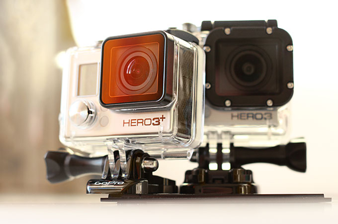 Обзор GoPro Hero 3+ Black Edition. Экстремальная камера
