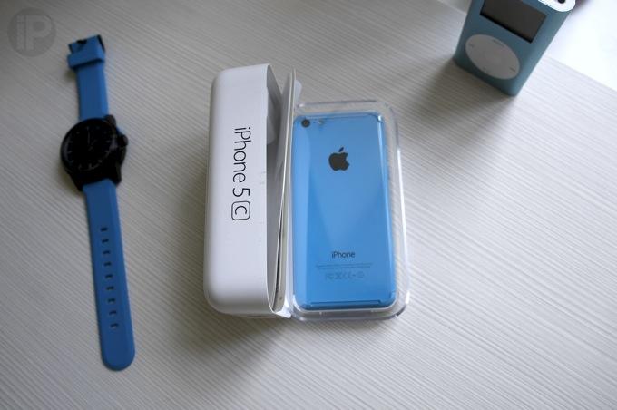 iPhone 5c. Опыт использования и сравнение с iPhone 5