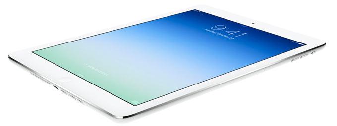 Первые обзоры iPad Air. Компактный и легкий, но еще более мощный