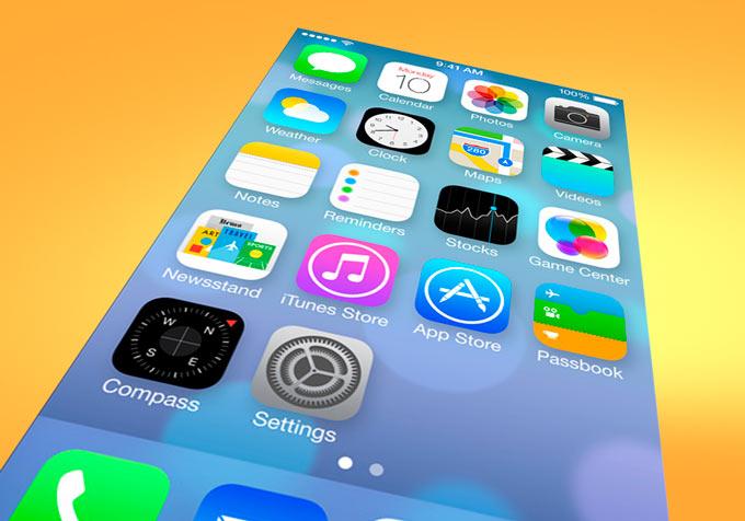 Пользователи назвали iOS 7 наиболее удобной операционной системой