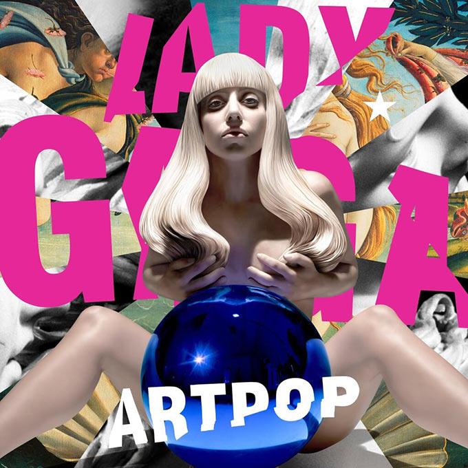Lady Gaga и новый альбом Artpop