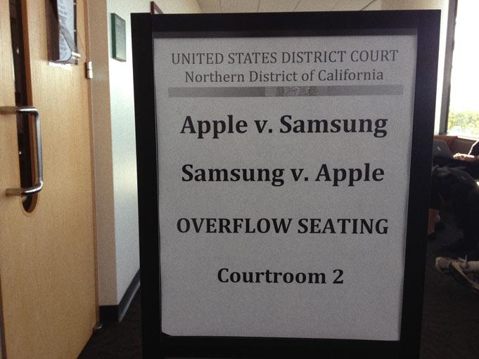 Samsung вновь проиграла Apple в суде и выплатит $890 млн за нарушение патентов