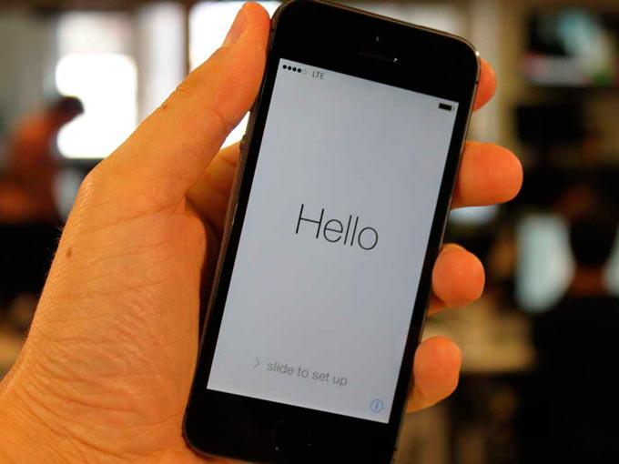 Срок доставки iPhone 5s сократился до 3-5 дней в отдельных регионах