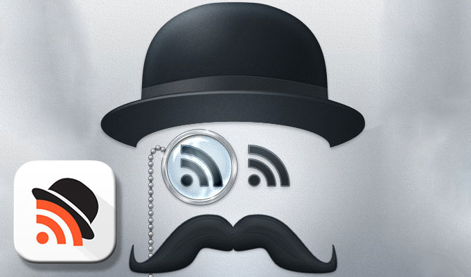 Mr. Reader. Плоский интерфейс в стиле iOS 7 теперь и в лучшем RSS-ридере