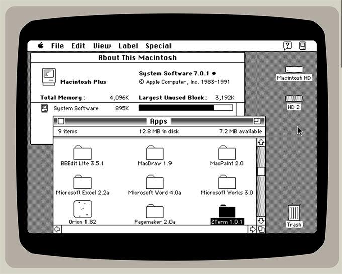 Как поработать с классической Mac OS в любом веб-браузере