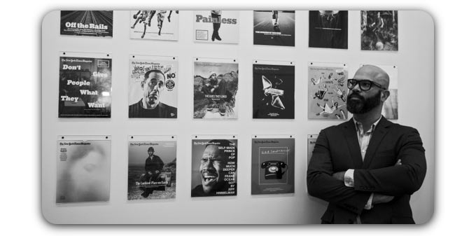 Apple приняла на работу дизайнера The New York Times Magazine