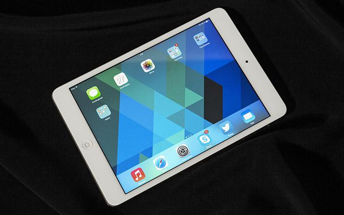 Опыт использования iPad mini с дисплеем Retina. Впечатления и минусы