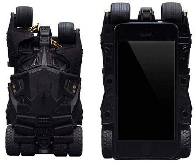 Batmobile Tumbler Case. Бэтчехол для iPhone 5/5s