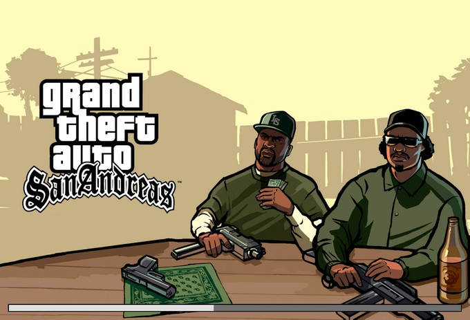 Grand Theft Auto: San Andreas для iOS. Обзор