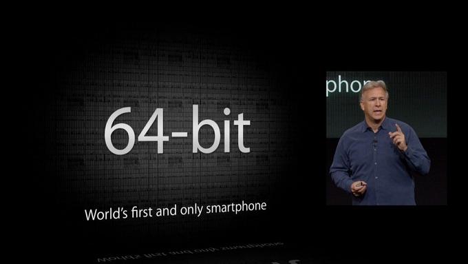 64-битный процессор A7 всколыхнул индустрию технологий