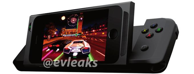 Razer готовит собственный геймпад для iPhone