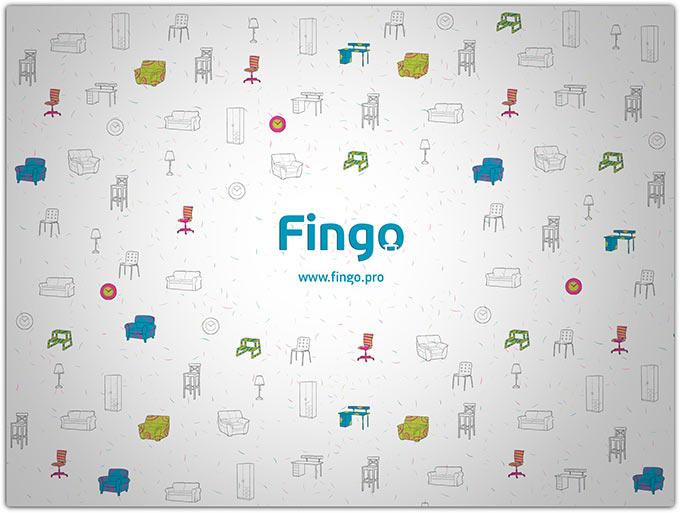 Fingo. Выбор мебели с использованием iPad и дополненной реальности