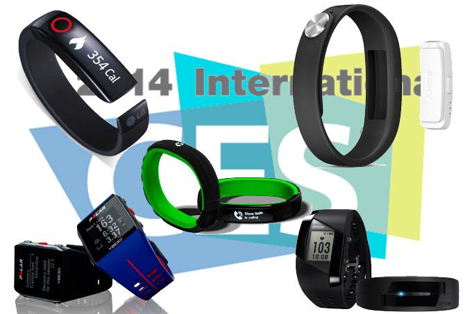 Видеодайджест: спортивные и фитнес-браслеты на выставке CES 2014