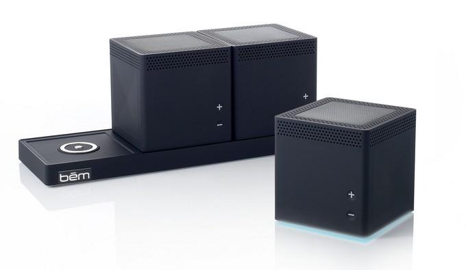 Bem Speaker Trio: тройная Bluetooth-колонка для большой квартиры