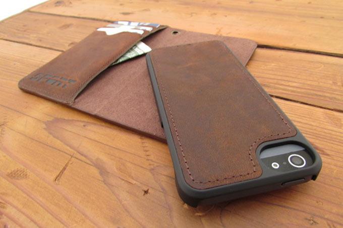 Sport Leather. Почти идеальный чехол-бумажник для iPhone