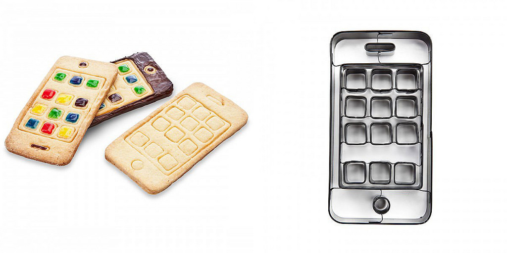 i-Cookie Cutter. Жареный iPhone у вас в кармане